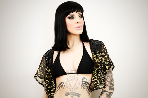 10 Reasons Why Bif Naked Rocks