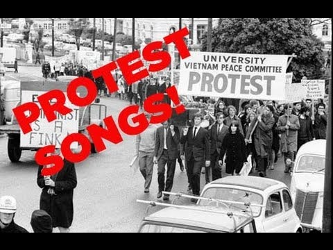SONGS of PROTEST: Important pieces of our history