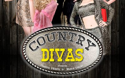 THE COUNTRY DIVAS IN COURTENAY