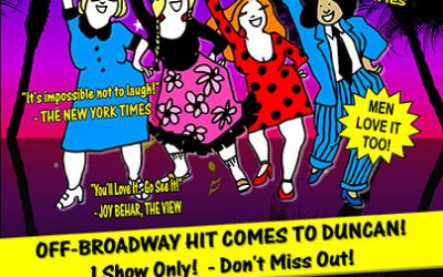 MENOPAUSE THE MUSICAL IN DUNCAN