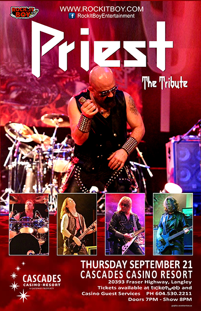 PRIEST – THE TRIBUTE