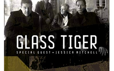 GLASS TIGER IN NORTH VANCOUVER