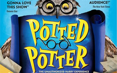 POTTED POTTER IN NANAIMO