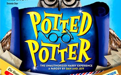 POTTED POTTER IN KELOWNA