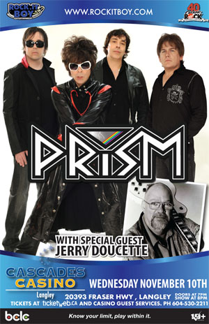 PRISM with JERRY DOUCETTE